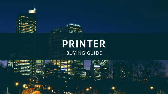 Buying Guide For Printer
