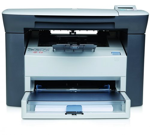Front Pic of hp laserjet m1005 multifunction monochrome laser printer