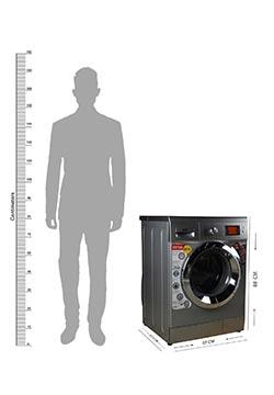 IFB 8 kg Fully-Automatic Front Loading Washing Machine