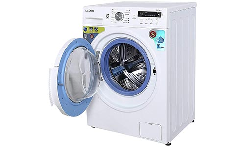 Lloyd 7 kg Fully-Automatic Front Loading Washing Machine