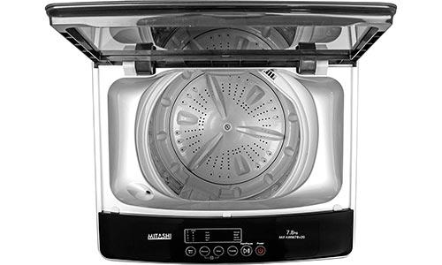 Mitashi 7.8 Kg Fully-automatic Top-loading Washing Machine