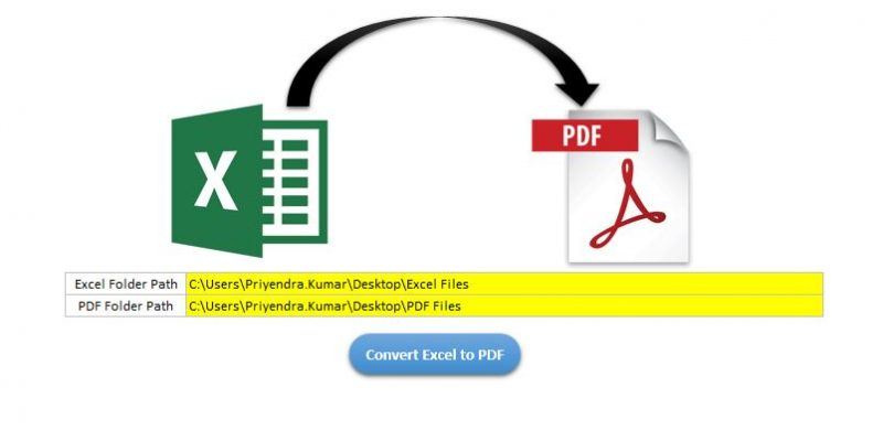PDFBear Excel to PDF Converter: A Easy Way to Convert