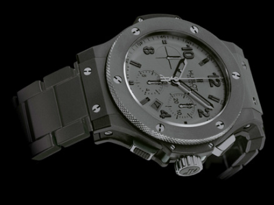 Black Hublot: Make a Fashion Statement with These Timepieces