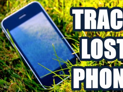 How to track lost phone?